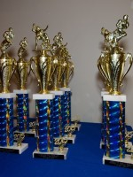 The Award Trophies