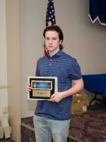 Chris Petkewich-Micheal Curley award