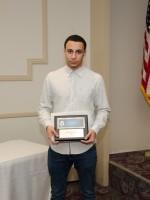 Christion Lewis-Luis Austin award