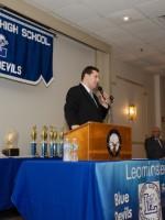 Head Coach Dave Palazzi
