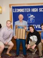 Antonio, Anthony, Coach Phil Pizziconi, Eddie, Connor