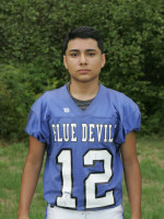 #12 Christopher Aguirre