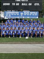 2016 Leominster Blue Devils