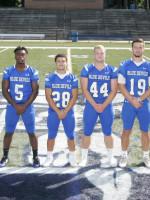 2016 Blue Devils Captains