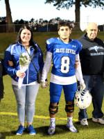 #8 Dominic Ortiz w/Linda Taratuta & Grandparents Joan & Walter, sister Talia