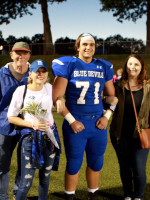 #71 Wesley Corliss w/Cindy Charon, Barry Corliss & Sister Brianna