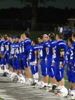 Pre-Game Senior Night