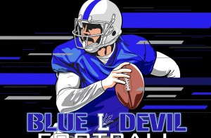 BLUE DEVIL FOOTBALL 2