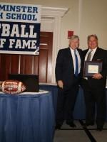 Mark & Gil with Gil's award