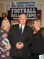LBDFC President/ Coach rick Marchand with family