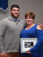 Zack Khallady with Mom Judy